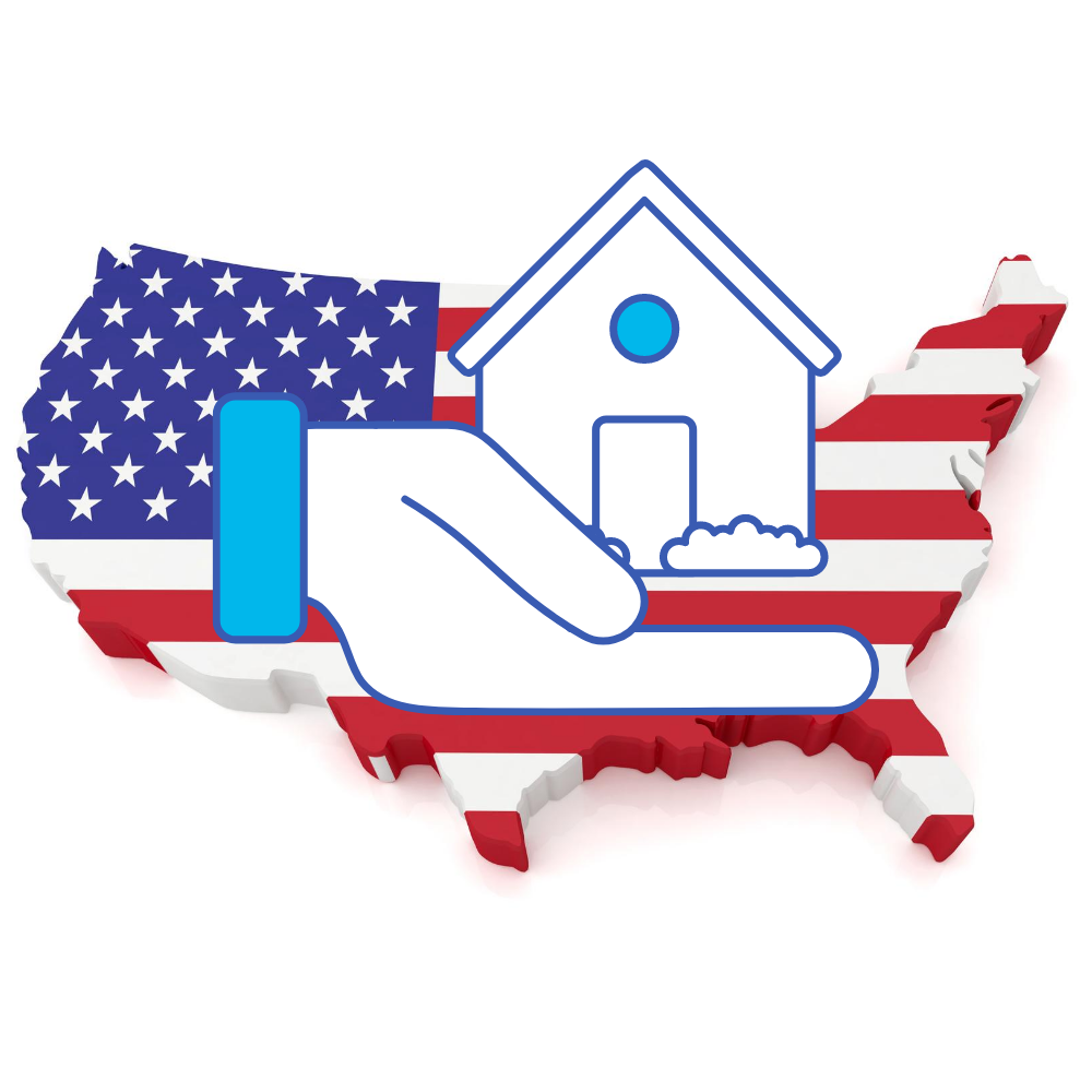 USA Map Home