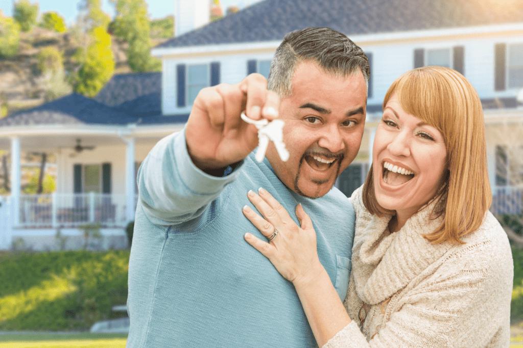 house ownership key